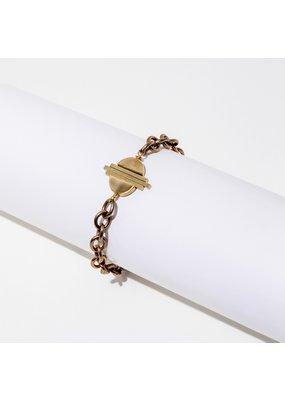 Larissa Loden Circle Nabis Bracelet