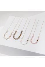 Larissa Loden Howlite Aim Necklace