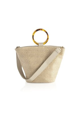 Shiraleah Arbelle Tote Gold