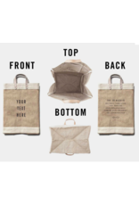 Apolis Chicago Market Bag