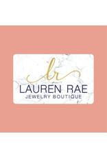 Lauren Rae Virtual Gift Card