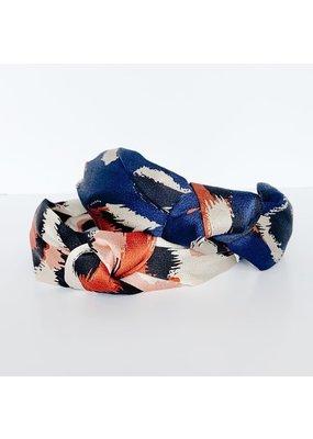 Abstract Print Headband