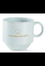Fringe Rainy Days & Coffee Mug