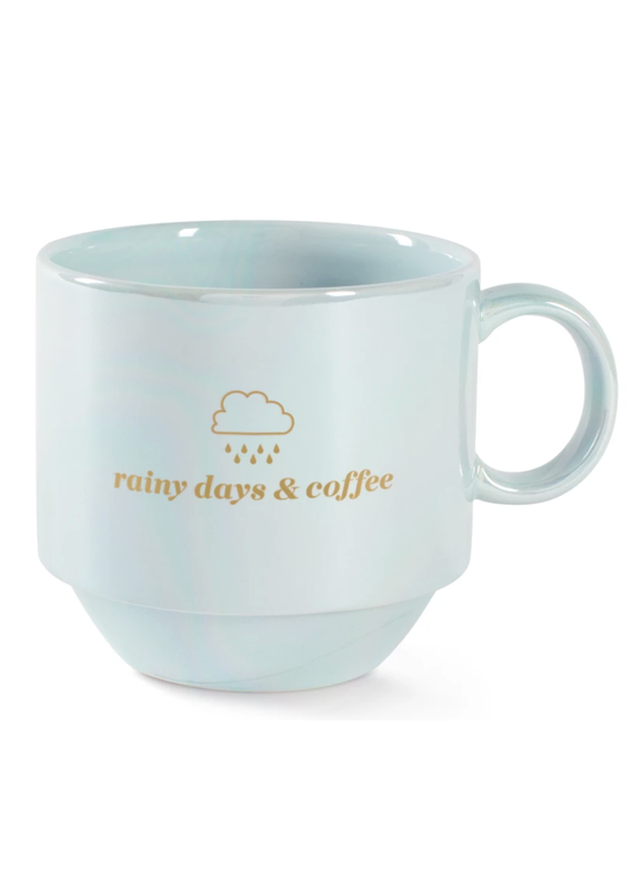 Fringe Rainy Days & Coffee Mug