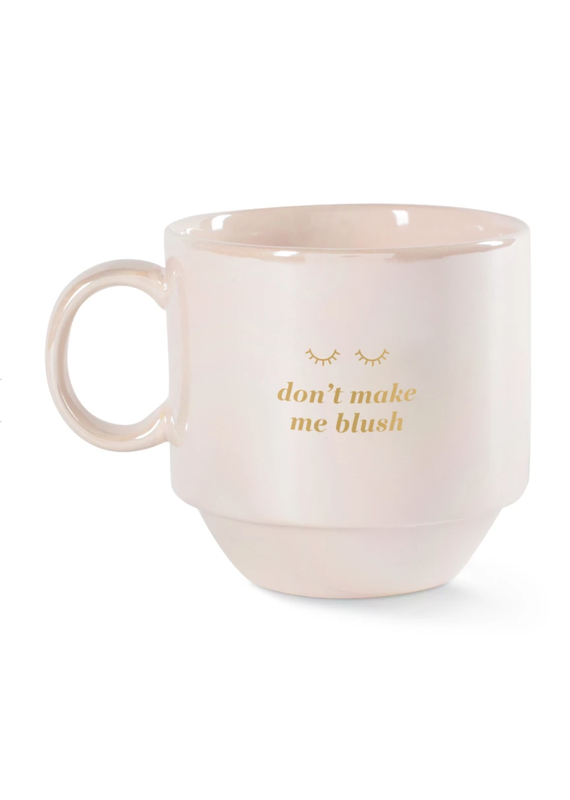 Fringe Don't Make Me Blush Mug