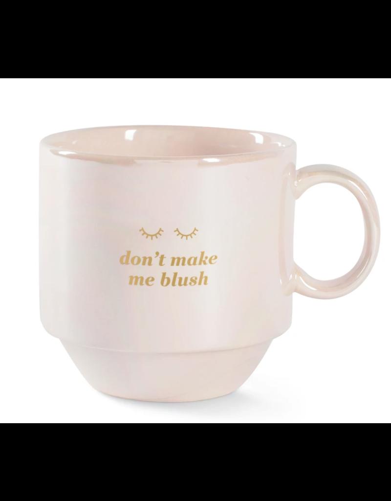 Fringe Don't Make Me Blush Mug