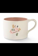 Fringe Be A Nice Human Morning Mug