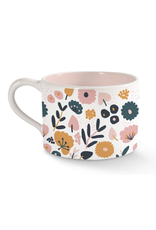 Fringe Floral Morning Mug