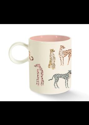 Fringe Cheetahs Mug