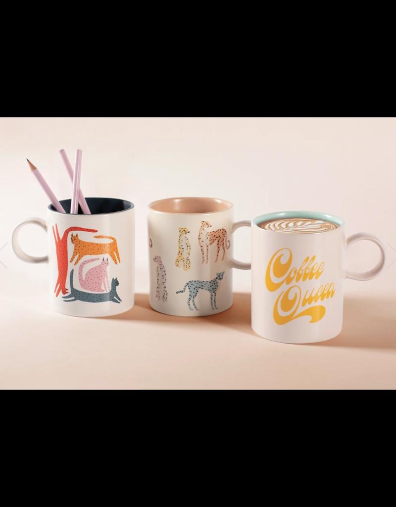Fringe Coffee Queen Mug