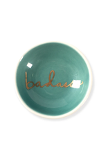 Fringe Badass Round Trinket Dish Tray