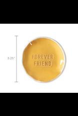 Fringe Forever Friend Stamped Word Trinket Dish Tray