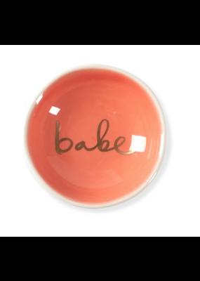 Fringe Babe Round Trinket Dish Tray