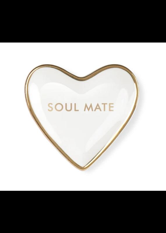 Fringe Soul Mate Heart Tiny Tray