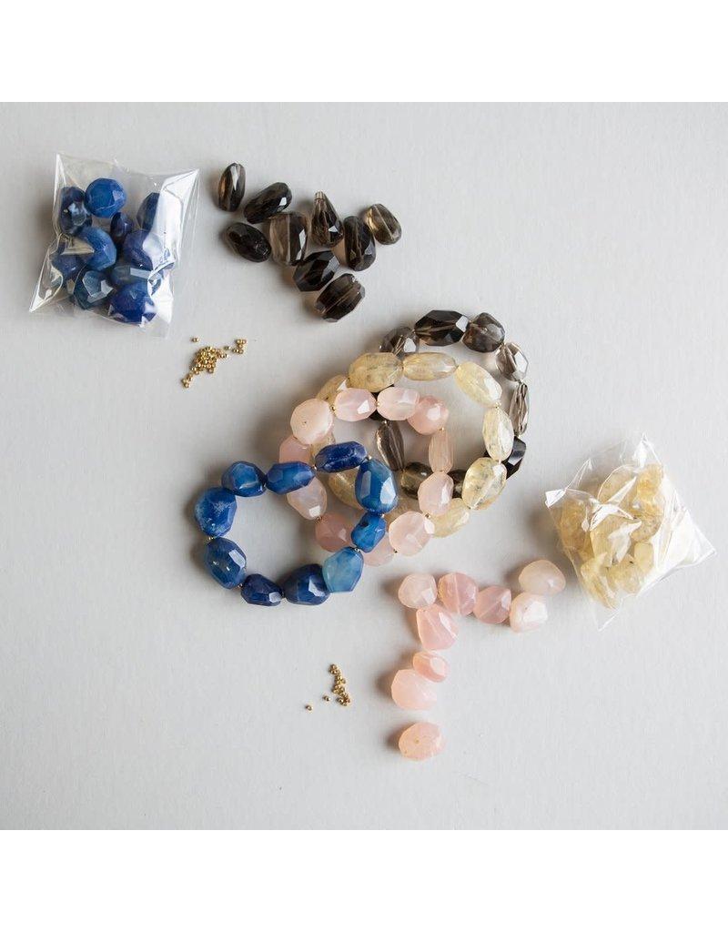 Lenny & Eva DIY Nugget Bracelet Kit