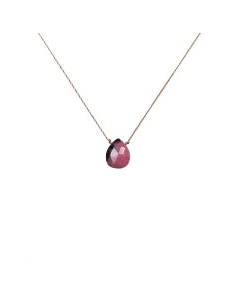 SoulKu Rhodonite Self-Love Necklace