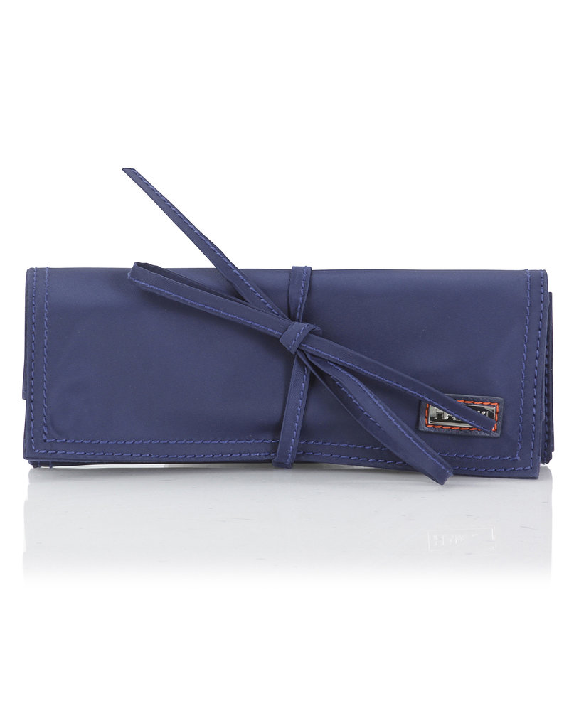 Hadaki Jewelry Roll in Ensign Blue