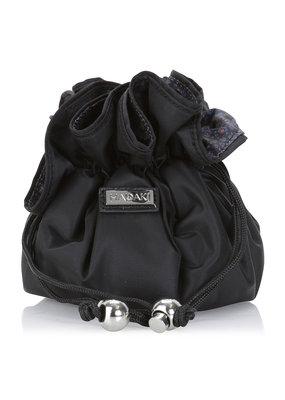 Hadaki Jewelry Pouch in Black