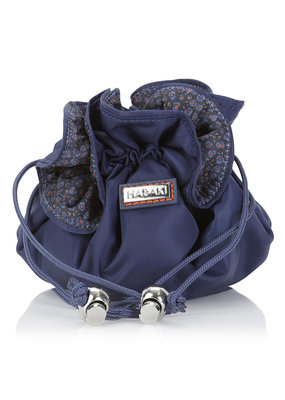 Hadaki Jewelry Pouch in Ensign Blue