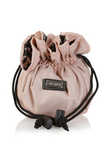 Hadaki Jewelry Pouch in Peach Parfait
