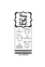 Twisted Wares Welcome To The Sh*t Show Kitchen Towel