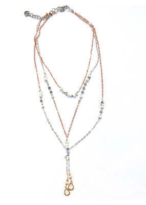 Nakamol Layered Karmina Necklace