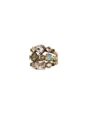 Sorrelli Sandstone Sedge Stacked Ring