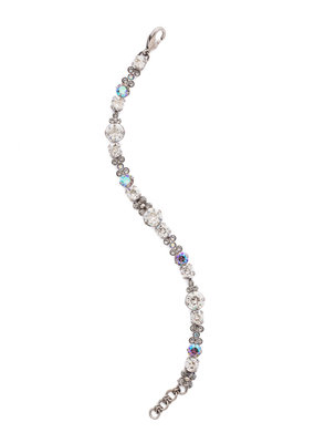 Sorrelli Crystal Rock Well-Rounded Tennis Bracelet