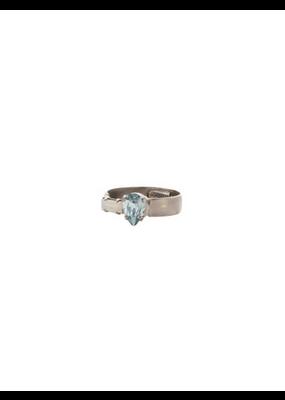 Sorrelli Glacier Lysa Ring in Antique Gold