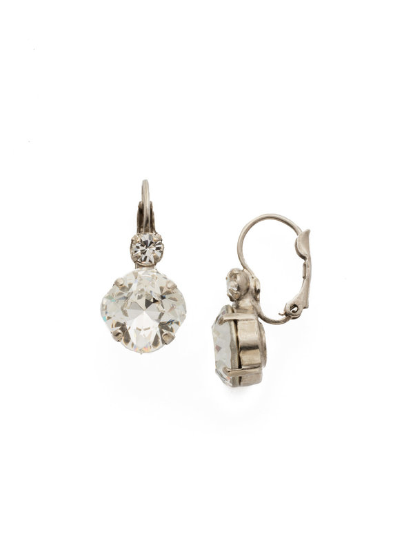 Sorrelli Crystal Classic Complements French Wire Earring