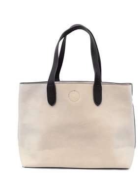 Joy Susan Stone & Black Mariah Medium Convertible Tote