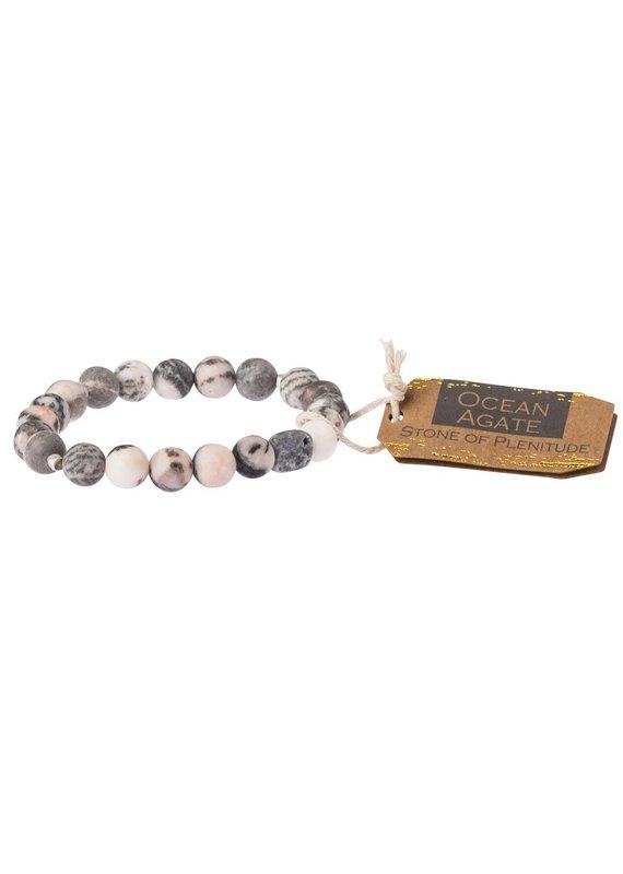 Scout Ocean Agate Stone Bracelet