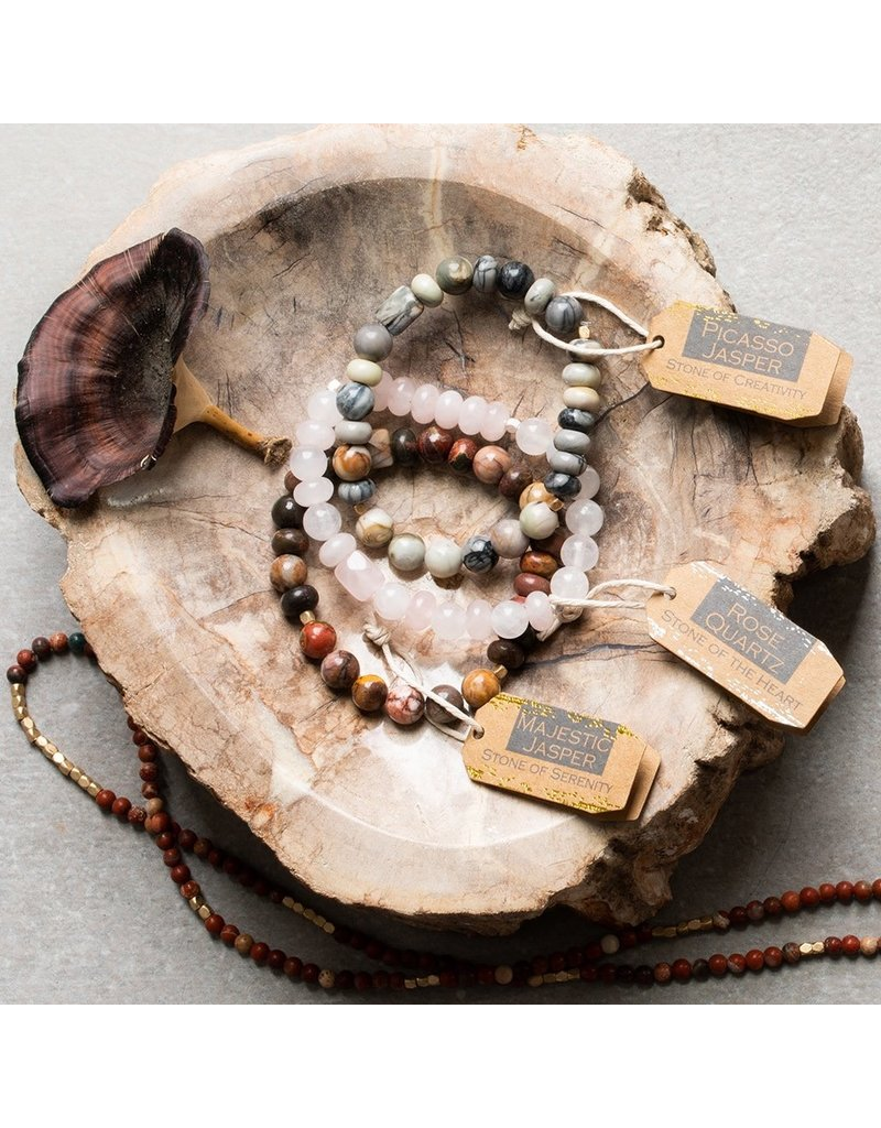 Scout Mexican Onyx Stone Bracelet