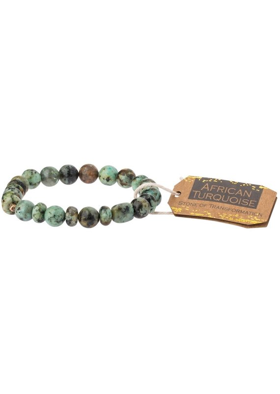 Scout African Turquoise Stone Bracelet