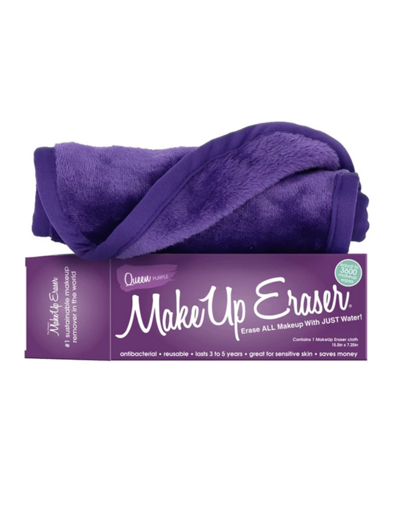 MakeUp Eraser Queen Purple Makeup Eraser