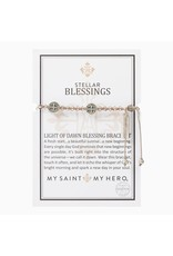My Saint My Hero Stellar Blessings Light Of Dawn Blessing Bracelet