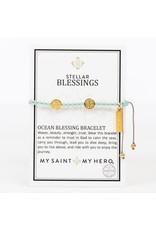 My Saint My Hero Stellar Blessings Ocean Blessing Bracelet