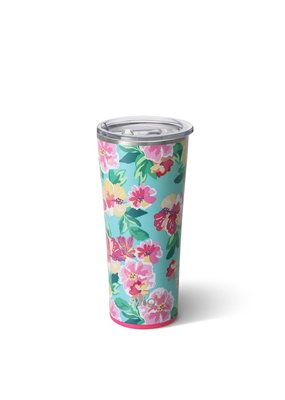 Swig Life Island Bloom Tumbler 22oz