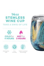 Swig Life Starry Night Stemless Wine Cup 14oz