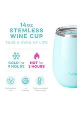 Swig Life Seaglass Stemless Wine Cup 14oz