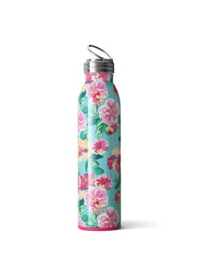 Swig Life Island Bloom Bottle 20oz