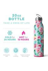 Swig Life Island Bloom Bottle 20oz