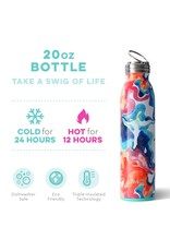 Swig Life Color Swirl Bottle 20oz