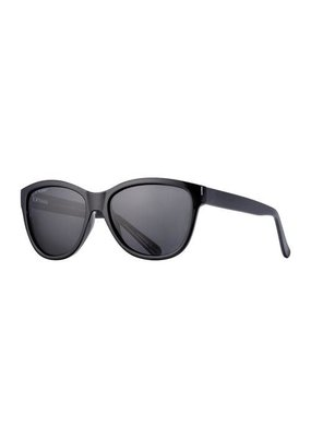 Blue Planet Jordyn Onyx w Smoke Polarized Lens