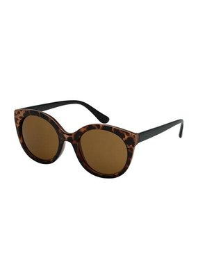 Blue Gem Brown Tortoise & Black w Brown Lens