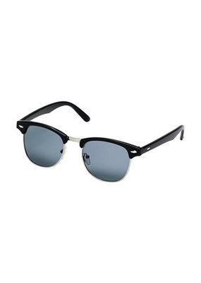 Blue Gem Black w Smoke Polarized Lens