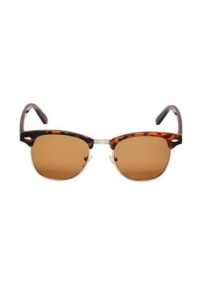 Blue Gem Tortoise w Brown Polarized Lens