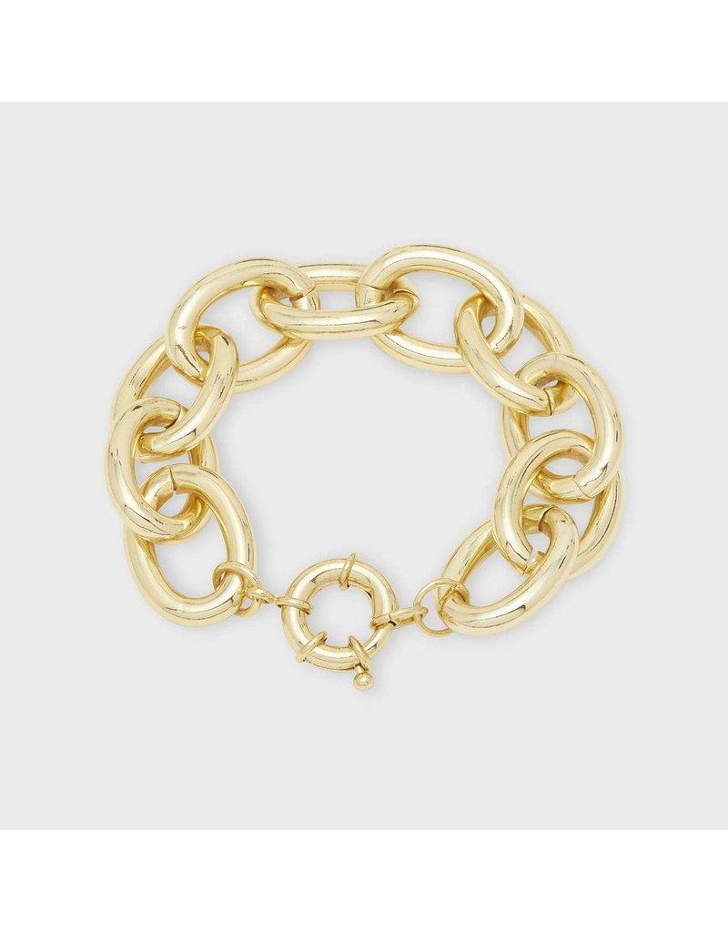 gorjana Lou Statement Bracelet