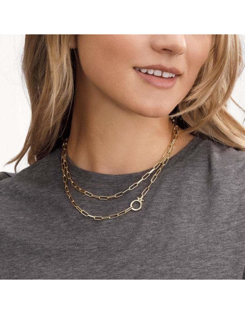 gorjana Parker Wrap Necklace