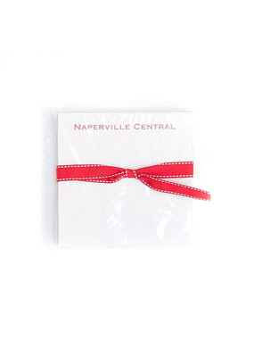 Poetic Wax Naperville Central Note Pad